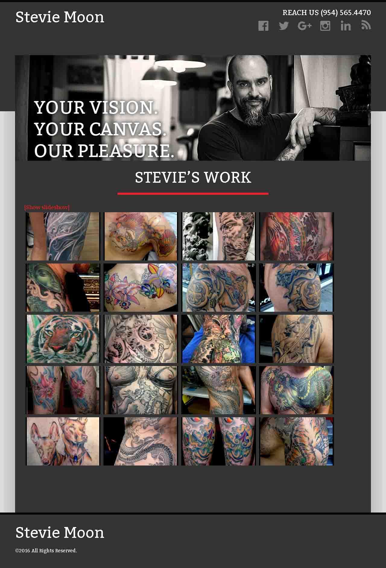 tattoo shop minimum price near me florida